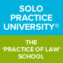 Solo Practice University logo
